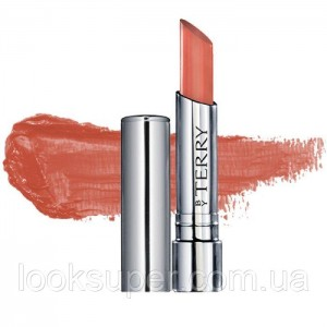 Глянцевая помада By Terry HYALURONIC SHEER ROUGE PLUMPING & HYDRATING LIPSTICK  N°1 NUDISSIMO