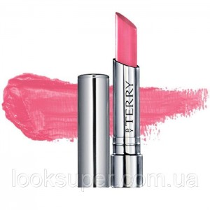 Глянцевая помада By Terry HYALURONIC SHEER ROUGE PLUMPING & HYDRATING LIPSTICK  N°4 PRINCESS IN ROSE
