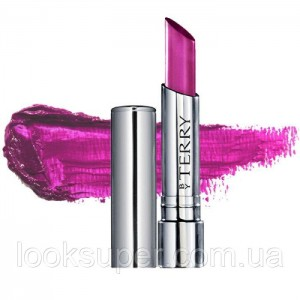 Глянцевая помада By Terry HYALURONIC SHEER ROUGE PLUMPING & HYDRATING LIPSTICK N°5 DRAGON PINK