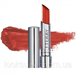 Глянцевая помада By Terry HYALURONIC SHEER ROUGE PLUMPING & HYDRATING LIPSTICK  N°8 HOT SPOT
