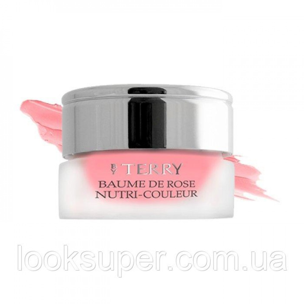 Бальзам-тинт By Terry BAUME DE ROSE NUTRI COULEUR TINTED LIP BALM  N°1 ROSY BABE