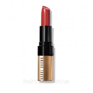 Атласная помада для губ Боби Браун  Luxe Lip Color Retro Red