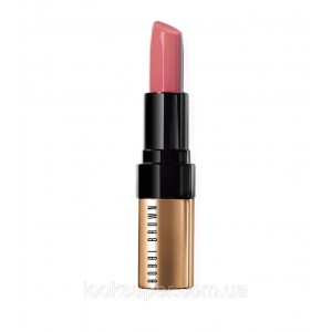 Атласная помада для губ Боби Браун  Luxe Lip Color Pink Nude