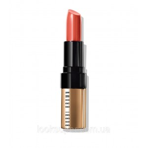 Атласная помада для губ Боби Браун  Luxe Lip Color Soft Coral