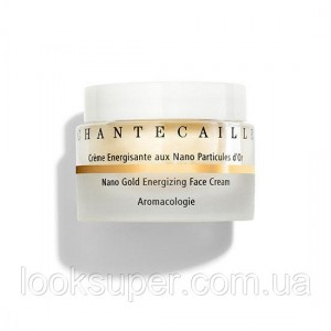 Энергетический крем для лица с микрочастицами золота Chantecaille Nano Gold Energizing Face Cream   50 мл