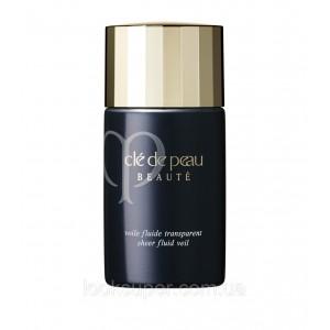 Выравнивающая база под макияж CLÉ DE PEAU BEAUTÉ  Sheer Fluid Veil