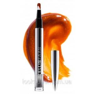 Жидкая помада для губ Ellis Faas  MILKY LIPS L204 - BURNT ORANGE