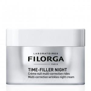 Восстанавливающий ночной крем  FILORGA Time-Filler Night 50ml