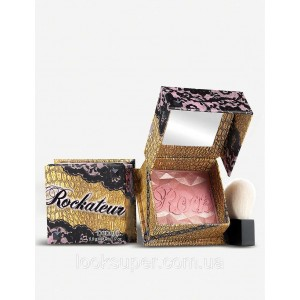 Румяна  Benefit Rockateur rose-gold blush (5g)