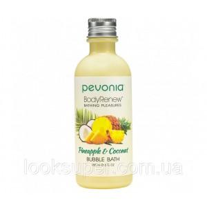 Гель для душа/ пена для ванны Pevonia Botanica BUBBLE BATH/SHOWER GEL - PINEAPPLE & COCONUT 180ML