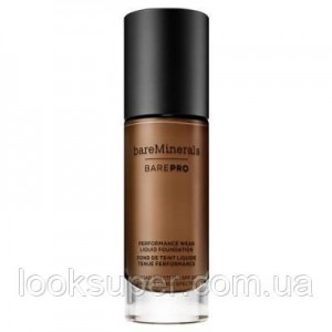 Жидкая основа Bare Minerals BAREPRO 24-Hour Full Coverage Liquid Foundation SPF20 30ml TRUFFLE 29