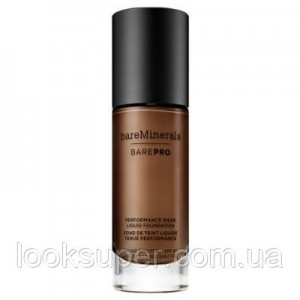 Жидкая основа Bare Minerals BAREPRO 24-Hour Full Coverage Liquid Foundation SPF20 30ml COCOA 30