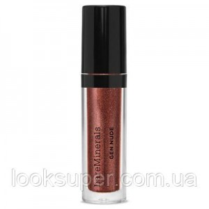 Жидкие тени для век Bare Minerals Gen Nude Metallic Liquid Eyeshadow FIRE AGATE
