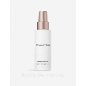 Фиксирующий спрей для лица Giorgio Armani Armani Prima refreshing make-up fix (100ml)