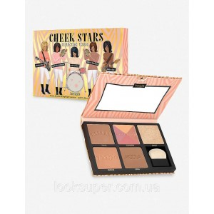 Палетка для лица Benefit  Cheek Stars Reunion Tour palette