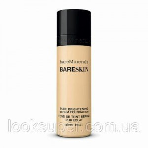 Жидкая основа Bare Minerals Pure Brightening Serum Foundation SPF 20 30ml BARE CREAM