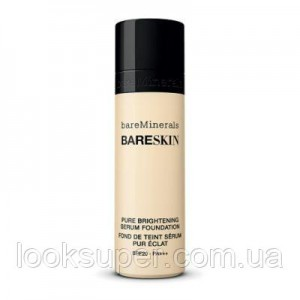 Жидкая основа Bare Minerals Pure Brightening Serum Foundation SPF 20 30ml BARE PORCELAIN