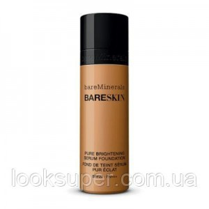Жидкая основа Bare Minerals Pure Brightening Serum Foundation SPF 20 30ml BARE WALNUT