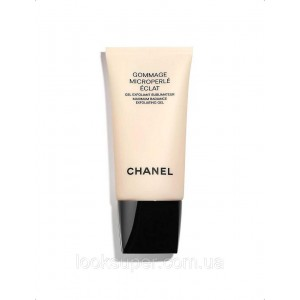 Гель - пиллинг  CHANEL  GOMMAGE MICROPERLÉ ÉCLAT Maximum Radiance Exfoliating Gel
