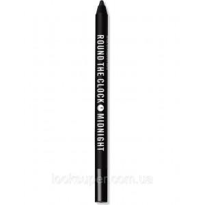 Водостойкий карандаш для глаз Bare Minerals Round the Clock waterproof eyeliner Midnight