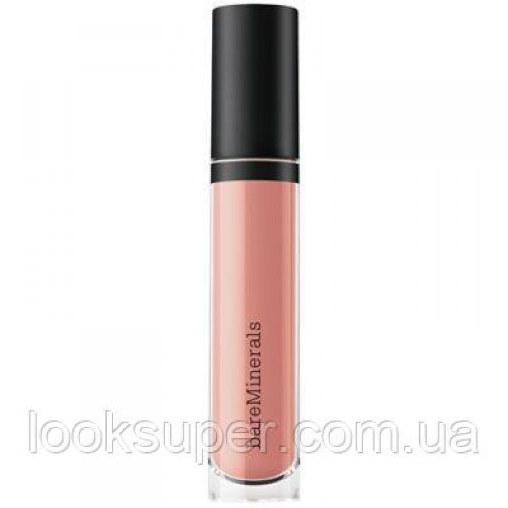 Блеск для губ Bare Minerals Gen Nude Buttercream lip gloss 4ml  FORBIDDEN
