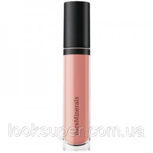 Блеск для губ Bare Minerals Gen Nude Buttercream lip gloss 4ml  FORBIDDEN