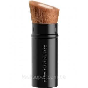 Выдвижная кисть для макияжа лица BARE MINERALS  Bare pro core coverage brush