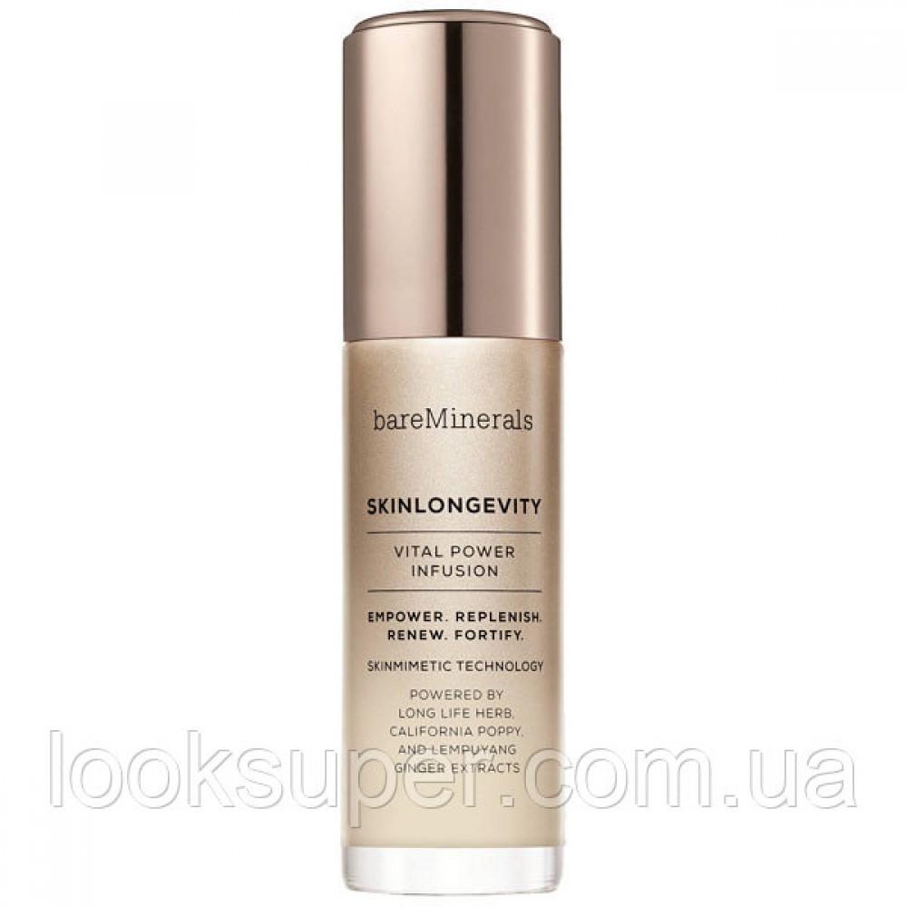 Антивозрастная сыворотка для лица BARE MINERALS SkinLongevity® Vital Power Serum 30ml