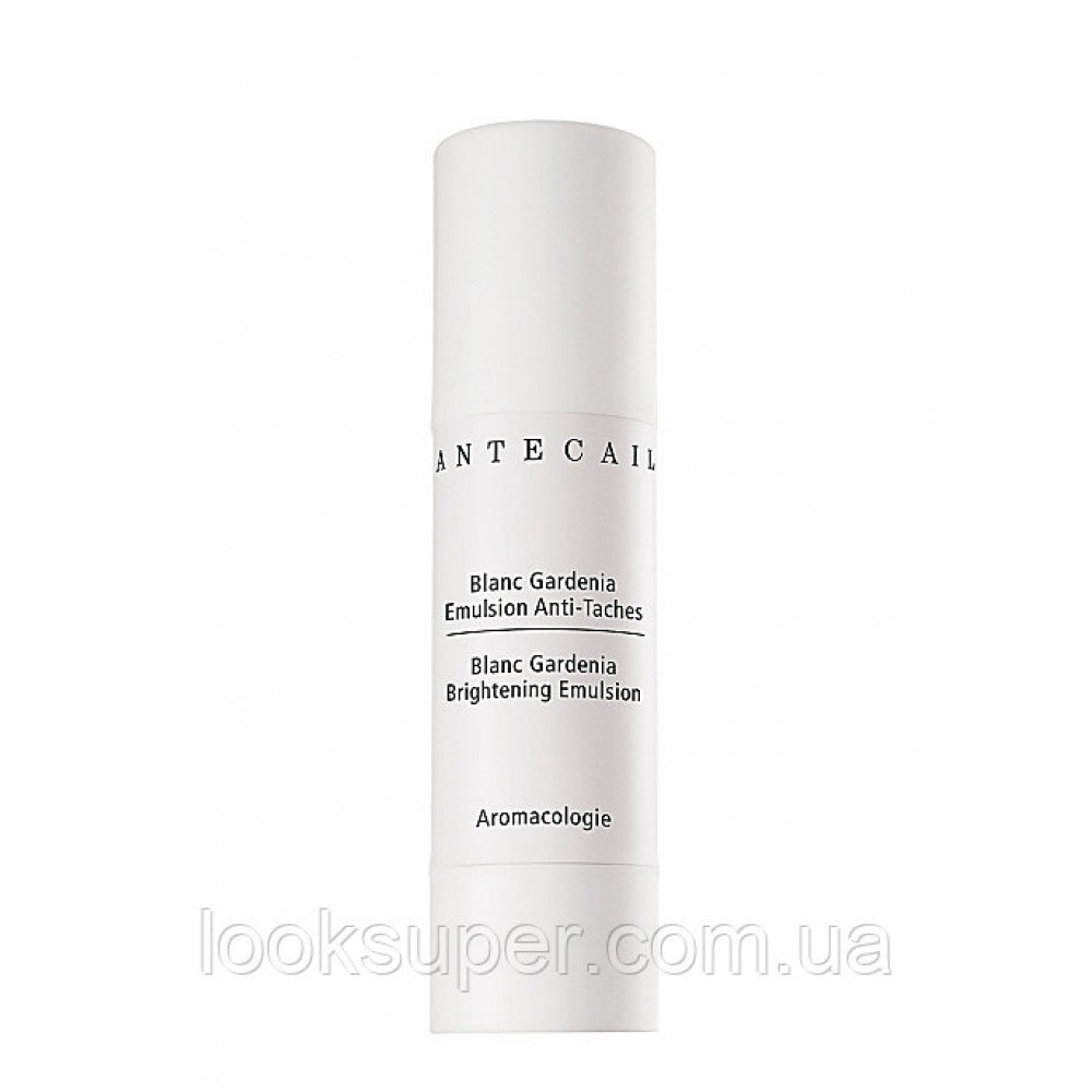 Эссенция для лица выравнивающая тон кожи Chantecaille Blanc Gardenia Brightening Emulsion ( 50ml)