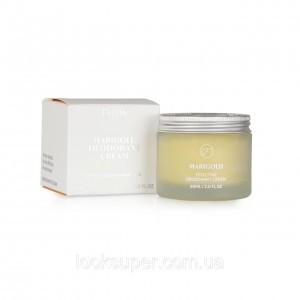 Крем дезодорант Flow  cosmetics Marigold Deodorant Cream