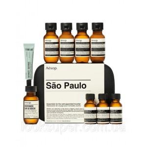Дорожный набор Aesop São Paulo City Kit