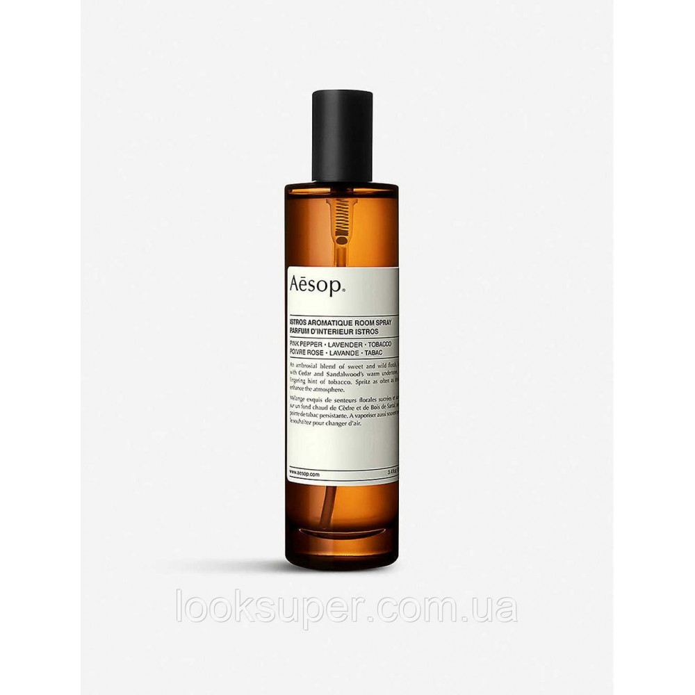 Ароматизатор воздуха  Aesop  ( 2WM) Istros Aromatique Room Spray (100ml)