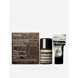 Набор для бритья Aesop  ( 2WM) Morrocan Neroli shaving duet