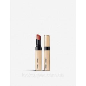 Блестящая помада для губ Боби Браун Luxe Shine Intense Lipstick - Claret