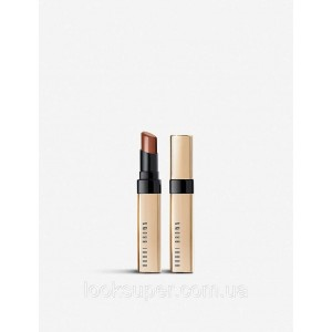 Блестящая помада для губ Боби Браун Luxe Shine Intense Lipstick - Bold Honey