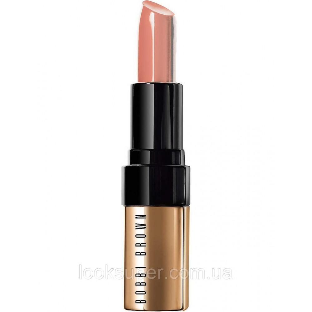 Атласная помада для губ Боби Браун  Luxe Lip Color  - Bare Pink