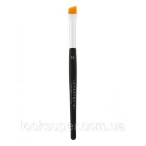 Кисть косметическая Anastasia Beverly Hills  Angled Cut Brow Brush (#15)
