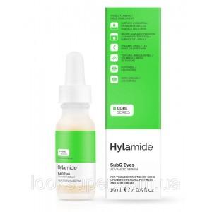 Концентрат под глаза Hylamide SubQ Eyes 15ml