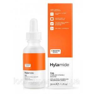 Комплекс для сияния кожи Hylamide Booster C25  30ml