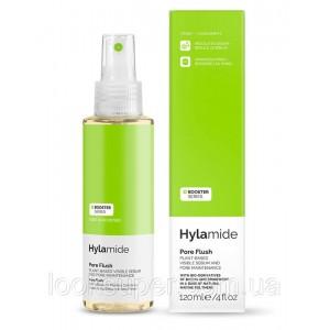 Спрей для контроля за порами на лице  Hylamide Pore Flush 120ml