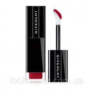 Блеск для губ GIVENCHY Encre Interdite N° 06 Radical Red