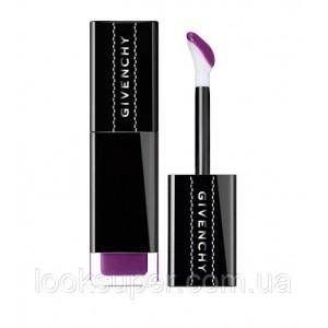 Блеск для губ GIVENCHY Encre Interdite N° 04 Purple Tag