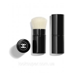 Выдвижная  кисть CHANEL PINCEAU KABUKI RETRACTABLE N°108 retractable kabuki brush