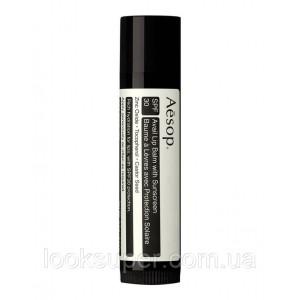 Защитный бальзам для губ Aesop ( 2WM)  Protective Lip Balm SPF30 ( 5.5g )