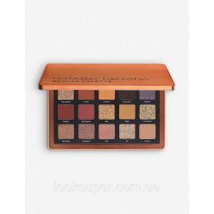Палетка теней NATASHA DENONA Bronze Eyeshadow Palette ( 19.25g )