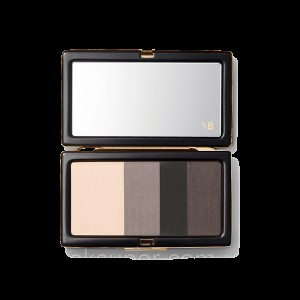 Палетка тенй VICTORIA BECKHAM beauty Smoky Eye Brick  - TUXEDO