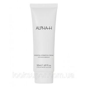 Увлажняющий крем ALPHA -H Essential Hydration cream  (50ml)