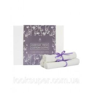 Полотенца для лица ALPHA -H Fresh Everyday Cotton Face Cloths (7 Cloths )