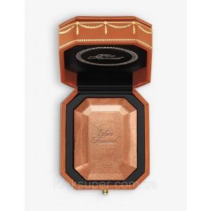 Бронзер  Too Faced  Diamond Light bronzer - Chocolate Diamond (12g) Ограниченный выпуск