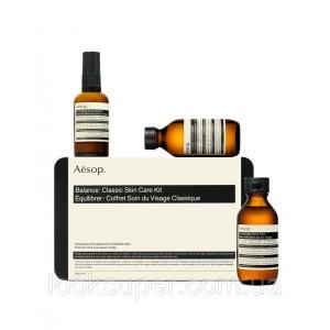 Набор Aesop  Balance: Classic Skin Care Kit ( 2 x 100ml, 60ml )